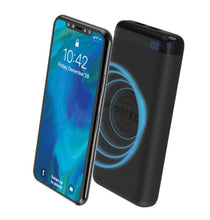 Load image into Gallery viewer, Tzumi PocketJuice Qi Wireless Charger 8000 mAh (5712)