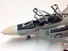 "Load image into Gallery viewer, Academy 1/48 USN F-4J ""VF-84 Jolly Rogers"" ACA12305 ($60 Incl Tax)"