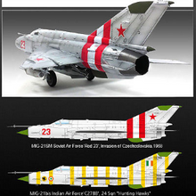 "Load image into Gallery viewer, Academy 1/48 Mig-21 MF ""Soviet Air Force & Export"" LE:     ACA12311 ($45 Incl Tax)"