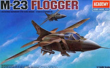 Load image into Gallery viewer, Academy 1/144  Mig-23 Flogger Russia/Soviet (ACA12614)