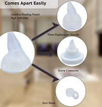 Load image into Gallery viewer, Baby Nasal Aspirator Topquafocus ($10 Incl Tax)