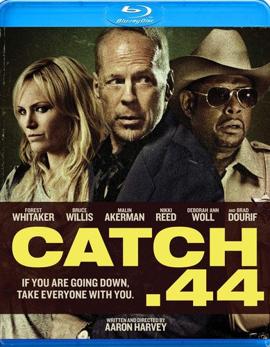 Catch .44 - BLU-RAY - 2011 - USED