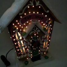 Load image into Gallery viewer, Christmas LED Toy Shop! Decorative Birdhouse - A Fun Way to Celebrate!