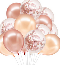 Load image into Gallery viewer, Confetti Balloons 40 Pack($10 Includes Tax)