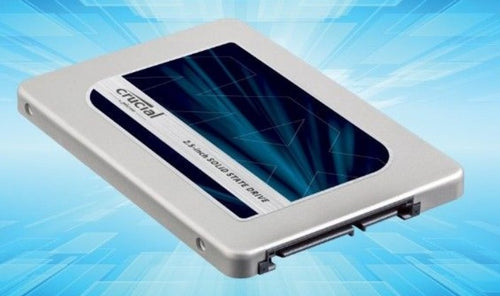 Crucial MX500 2TB SATA 2.5-inch 7mm Internal SSD CT2000MX500SSD1