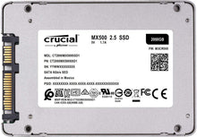 Load image into Gallery viewer, Crucial MX500 2TB SATA 2.5-inch 7mm Internal SSD CT2000MX500SSD1