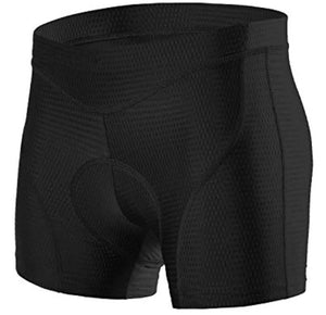 ARSUXEO Women's Gel Padded Cycling Bike Shorts US-L