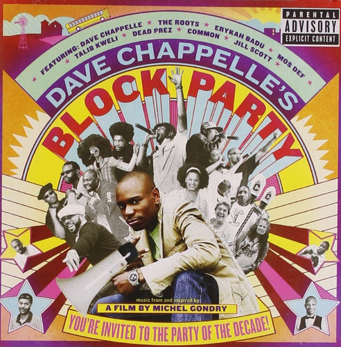 Dave Chappelle's Block Party - 2005 - USED