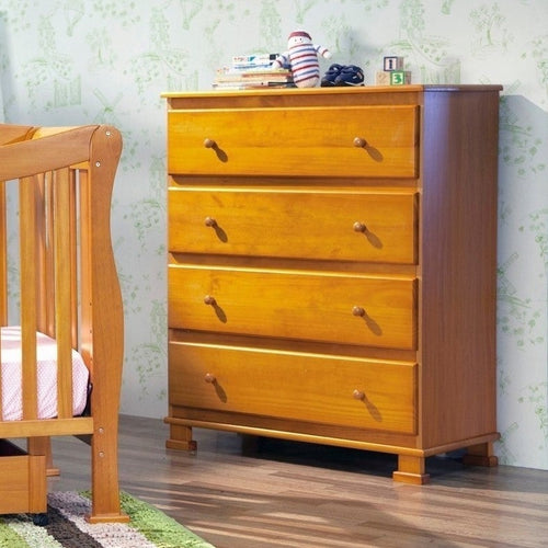 Parker 4 Drawer Dresser from Million Dollar Baby