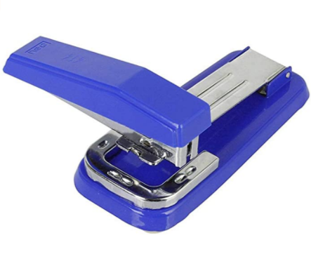 Deli Stapler 0414 Blue