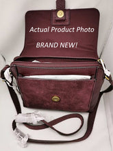 Load image into Gallery viewer, BRAND NEW FOSSIL KINLEY Cross Body Leather Bag