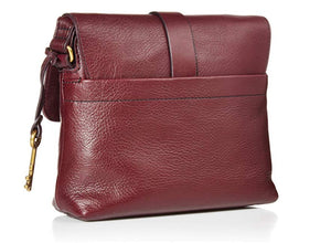 BRAND NEW FOSSIL KINLEY Cross Body Leather Bag