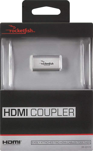 RocketFish HDMI Coupler (RF-G1172-C) ($15 Incl Tax)