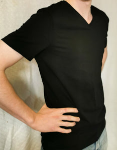 H&M T-Shirt V-Neck 100% Cotton ($10 Incl Tax)