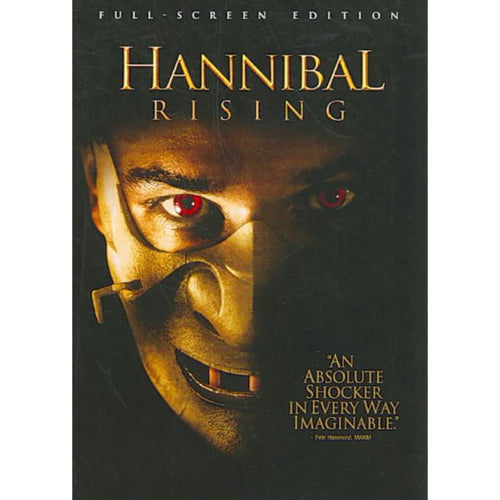 Hannibal Rising - 2007 - USED