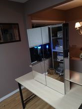 "Load image into Gallery viewer, Bathroom Mirror/Medicine Chest Combo 2 Doors Wall Mount (USED) 27.75"" W 38"" H 5.5"" D"