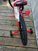 Load image into Gallery viewer, Movelo Rush 18-Inch Boys Bike For Kids (Red) - NEW ($85 Incl Tax)