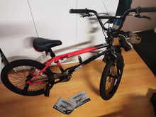 "Load image into Gallery viewer, ($75 Incl Tax) 20"" Wheels RED BMX Hyper Spinner Bike BRAND NEW & Assembled"