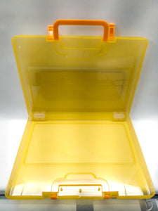 Portable Plastic File Holder