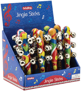 Schylling Jingle Sticks Music (Each Sold Separately) Ages 3 +