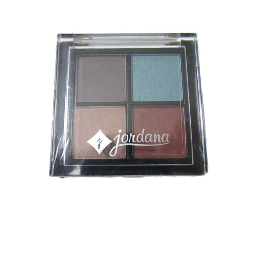 Jordana Eye Shadow Quad - Harmony