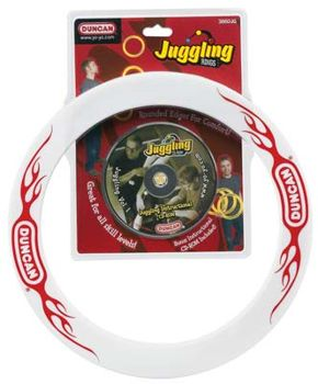 Duncan Juggling Rings Lessons with CD Rom 6 Years & Up