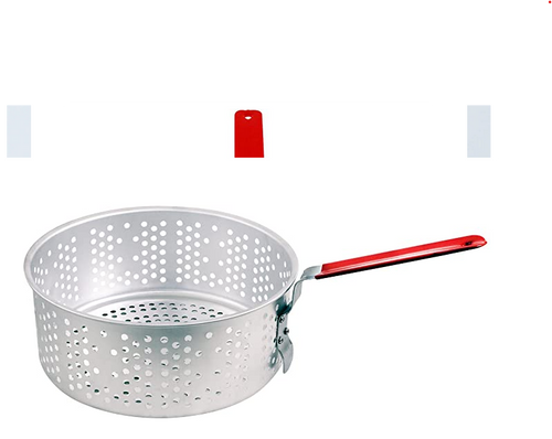 King Kooker Aluminum Fry Pan And Basket KK2 ($40 Includes Tax)