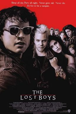 The Lost Boys - 1987 - USED