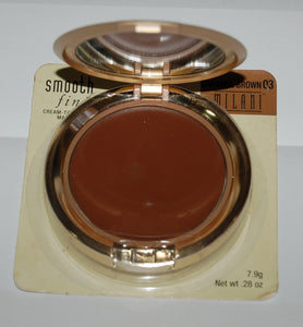 Milani Smooth Finish Cream to Powder Makeup - Caramel Brown