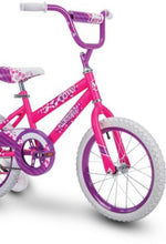 "Load image into Gallery viewer, ($55 Incl Tax) Movelo Razzle  Girls' Steel Bike 12"" Wheels Ages 4-6"