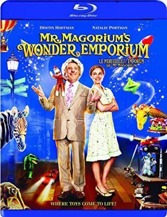 Mr. Magorium's Wonder Emporium - BLU-RAY - USED