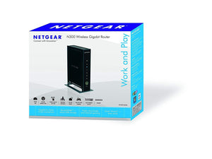 Netgear N300 WNR3500L Wifi Router *NEW* (Open Box) ($40 Incl Tax)