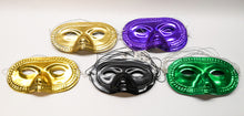 Load image into Gallery viewer, ($5) ZOOM Party Masks, Hats, Necklace, Horns - 73 pieces total