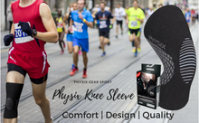 Load image into Gallery viewer, Physix Gear Knee Support Brace - Medium Size ($15 Incl Tax)