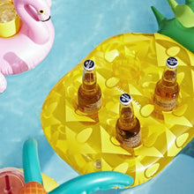 Load image into Gallery viewer, Sunnylife Australia Pool Inflatable Drink Holder - Pineapple