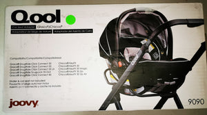 Qool /Graco Joovy Model 9090 Car Seat Adapter  BRAND NEW