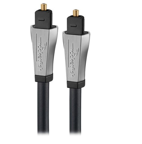 Rocketfish 4' Digital Optical Audio Cable (RF-G1221-C)