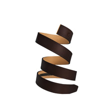 Load image into Gallery viewer, Mission Belt Men's Ratchet Belt Mocha Brown Leather Strap, Cut to Fit ($0 Incl Tax)
