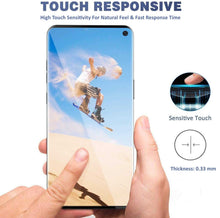 Load image into Gallery viewer, Galaxy S8, S9, S10 & S20 Tempered Glass Screen Protector (2 Pack)