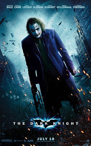 Batman The Dark Knight 2008 - USED