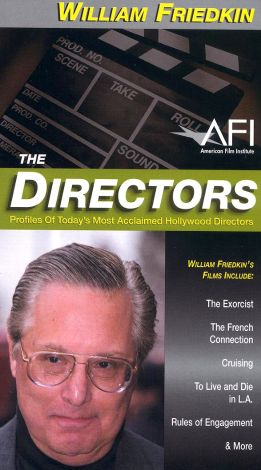 William Friedkin The Directors - NEW