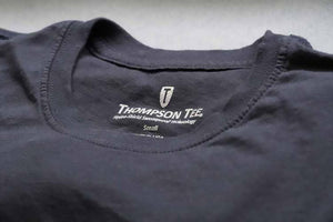 Thompson Tees Crew Neck T-Shirt Hydro-Shield Sweat Proof Technology ($25 Incl Tax)