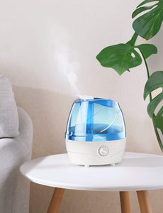 VicTsing Cool Mist Humidifier for Bedroom Unit with Whisper-Quiet Operation, Auto Shut-Off, 12-24 Hours Working Time (BPA-Free) ($35 Incl Tax)