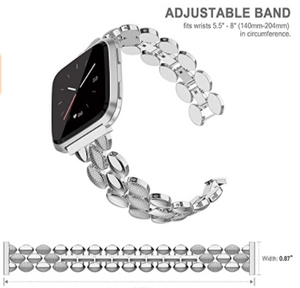 Wearlizer Compatible With Fitbit Versa Bands ($25 includes Tax)