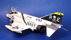 "Academy 1/48 USN F-4J ""VF-84 Jolly Rogers"" ACA12305 ($60 Incl Tax)"