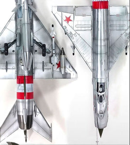 "Academy 1/48 Mig-21 MF ""Soviet Air Force & Export"" LE:     ACA12311 ($45 Incl Tax)"