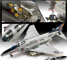 "Load image into Gallery viewer, Academy 1/48 USMC F-4B/N VMFA-531 ""Gray Ghosts""  ACA12315"
