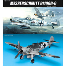 Load image into Gallery viewer, Academy 1/72 Messerschmitt Bf109G-6 ACA12467