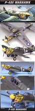 Load image into Gallery viewer, Academy 1/72 Curtiss Warhawk P-40E Variant ACA12468 ($22 Incl Tax)