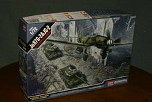 Load image into Gallery viewer, Academy 1/72 JU 87G-2 & JS-2 Tank Le: 2 Kits-in-1 ACA12539 (No Glue)